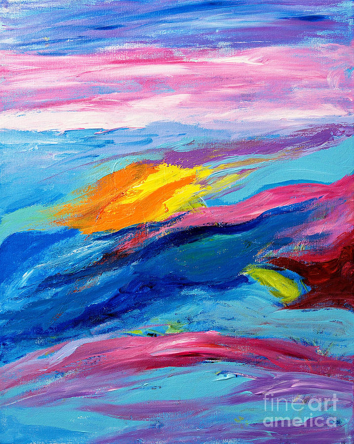 Abstract Nature by Art by Danielle