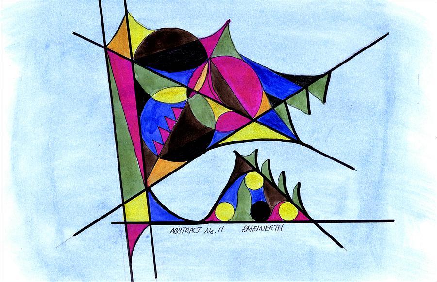 Abstract No. 11 Drawing