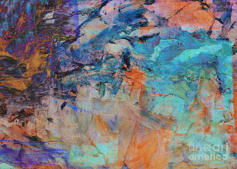 Abstract Passion Digital Art