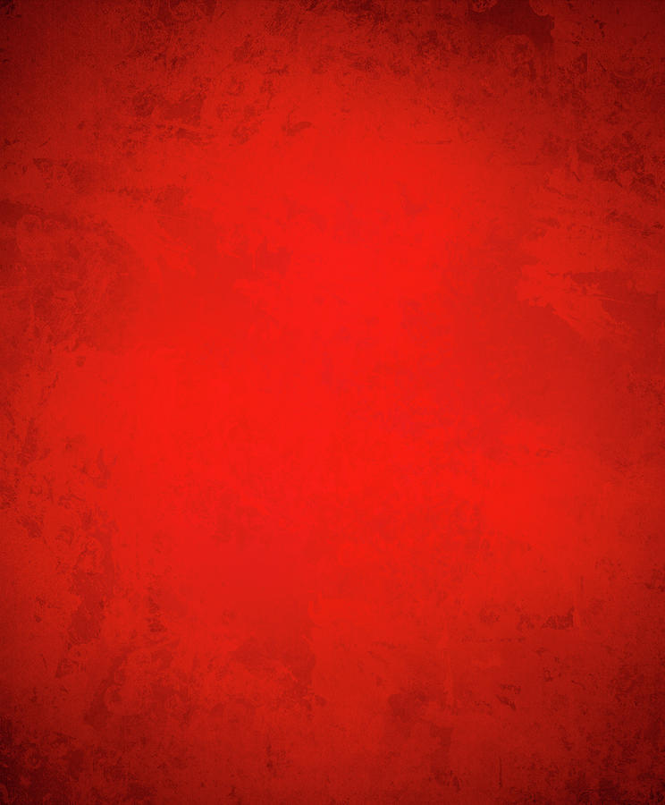 Abstract Red Background Photograph by Creativeye99