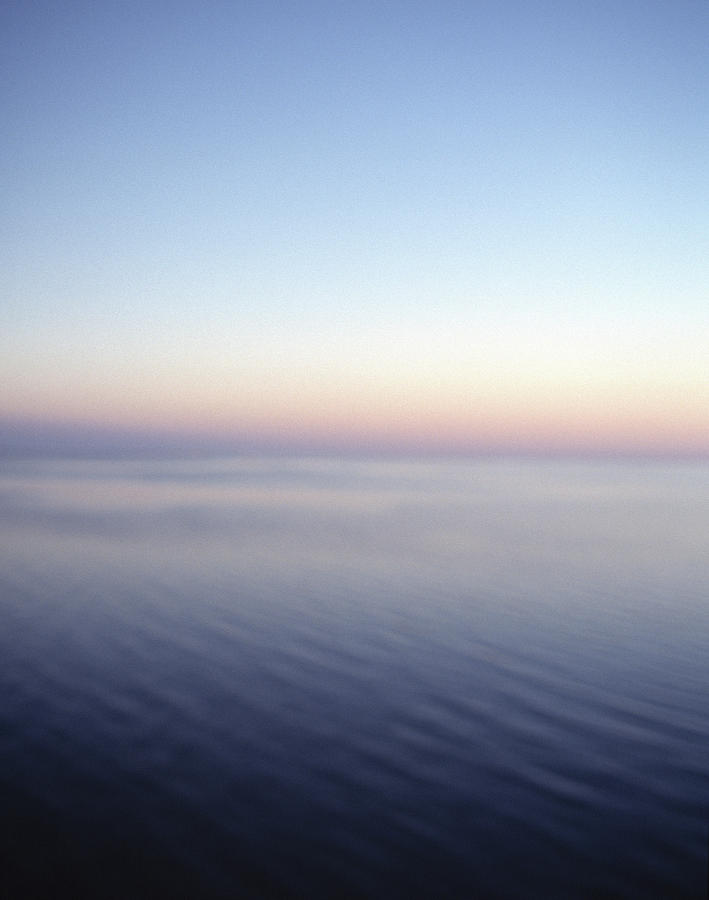 Abstract Sea View Photograph by Dutchy