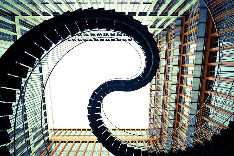 Abstract Stairs Photograph by Lappes