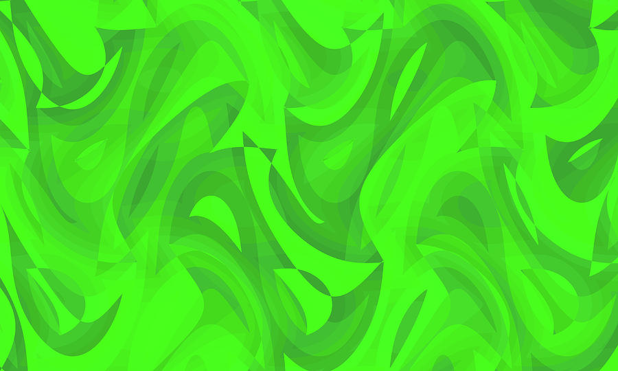 Waves Digital Art - Abstract Waves Painting 0010100 by P Shape