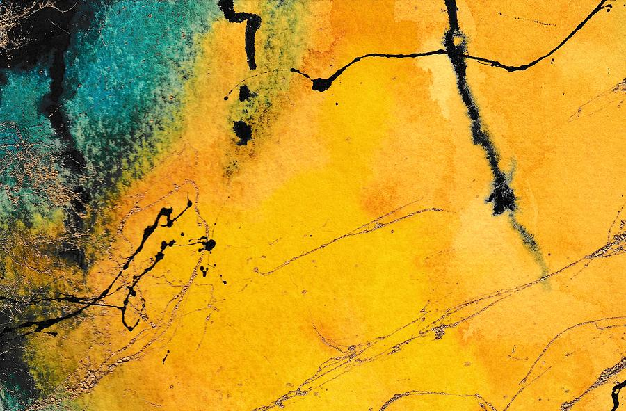 Abstracts series 4 - 6 by Louise Adams