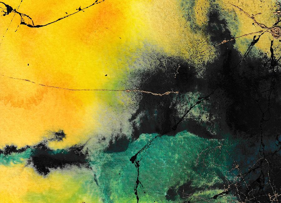 Abstracts series 4 - 9 by Louise Adams