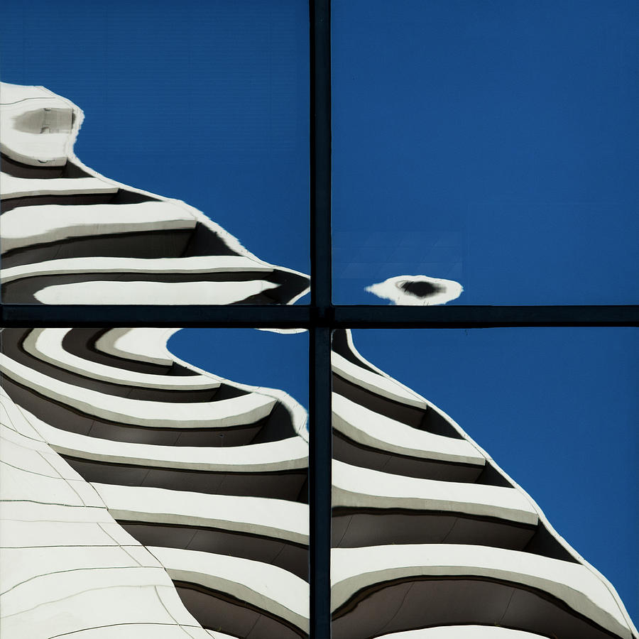 Abstritecture 41 by Stuart Allen