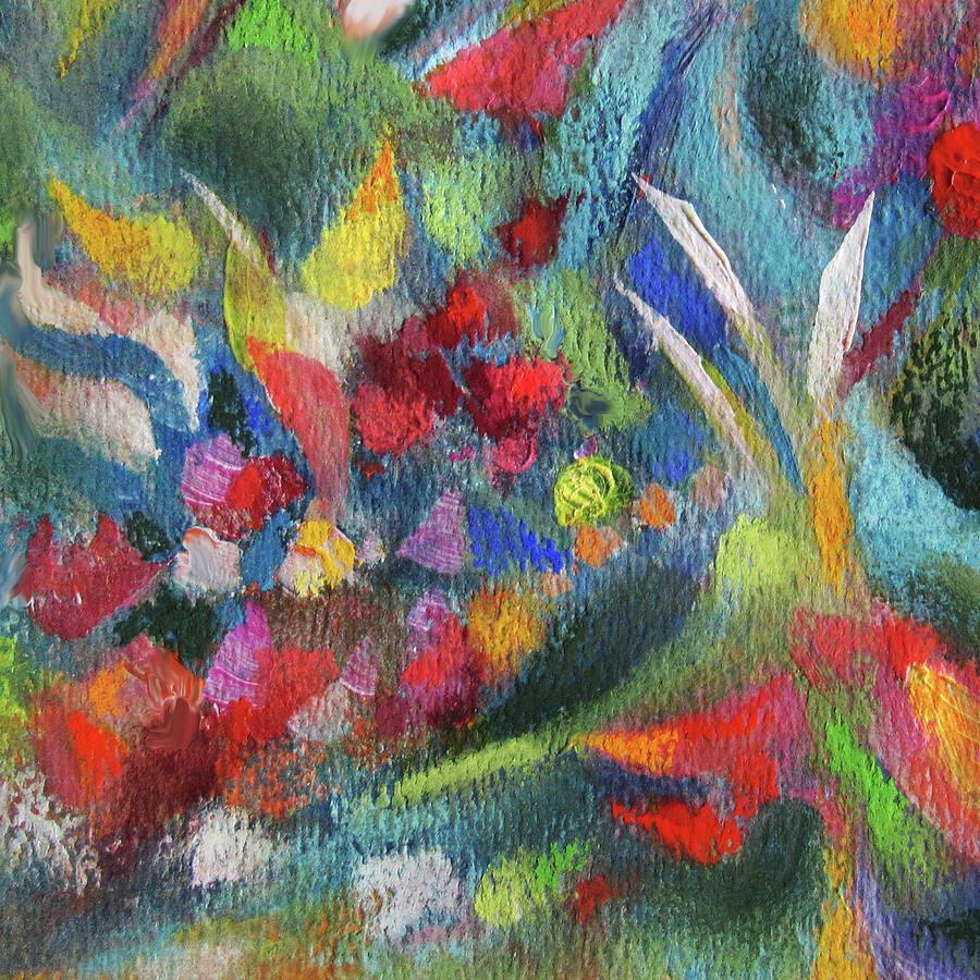 Abundance - detail by Jean Batzell Fitzgerald