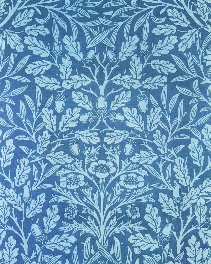 Acorn Painting - Acorn - Digital Remastered Edition by William Morris