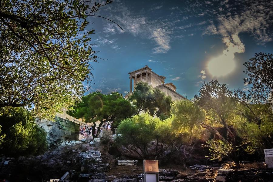 Acropolis by Bill Howard