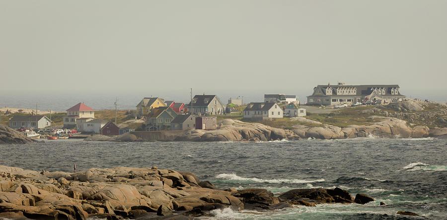 Across The Bay Photograph
