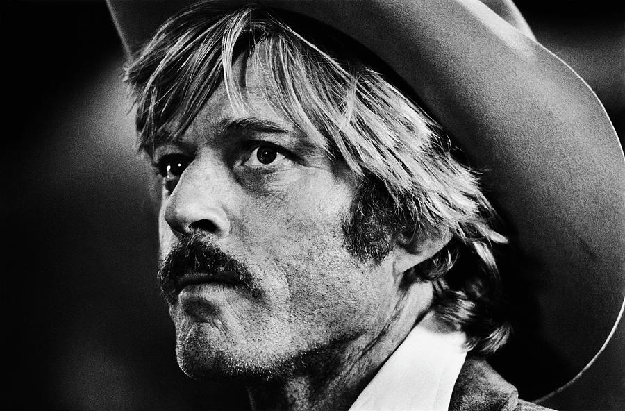 Actor Robert Redford Stars In The Photograph by George Rose