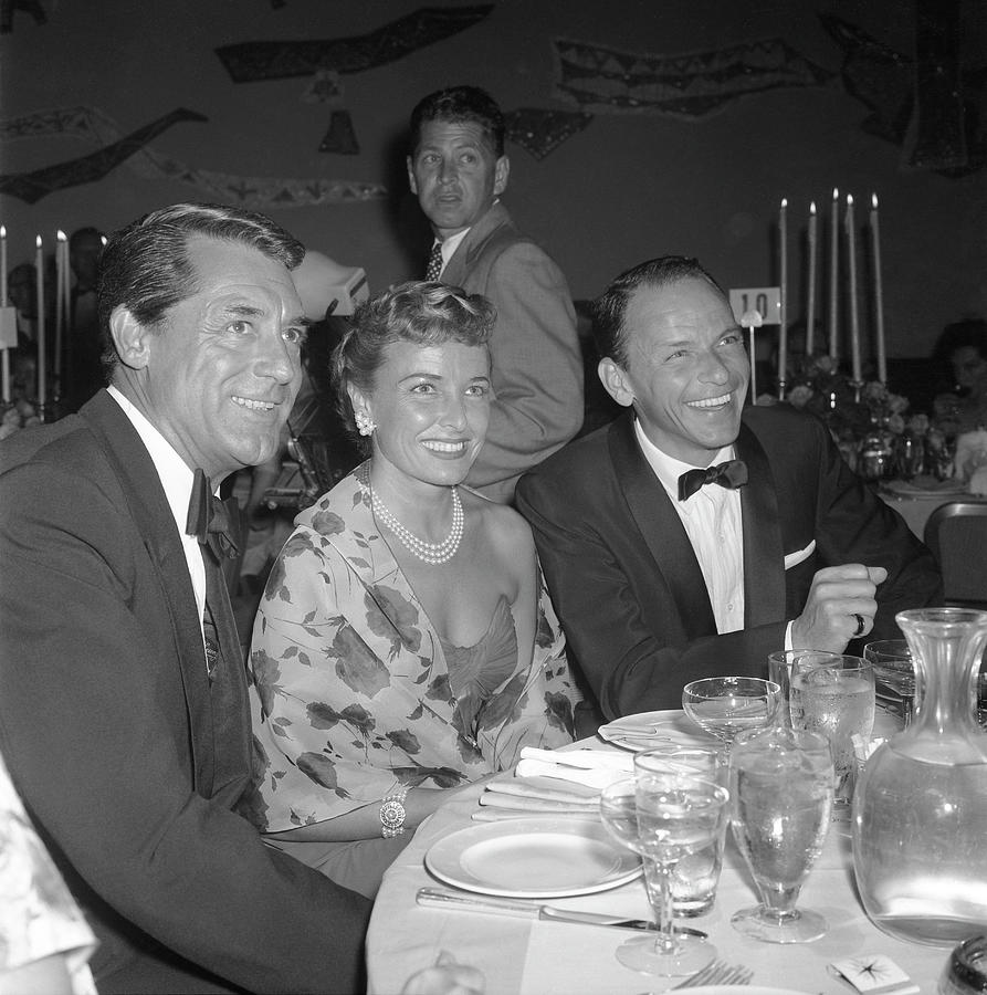 Actors At Stanley Kramer Party Photograph by Michael Ochs Archives