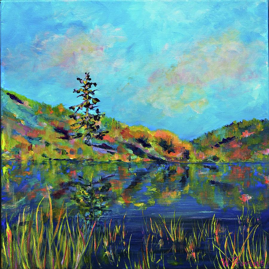 Acylic by Wendy Provins