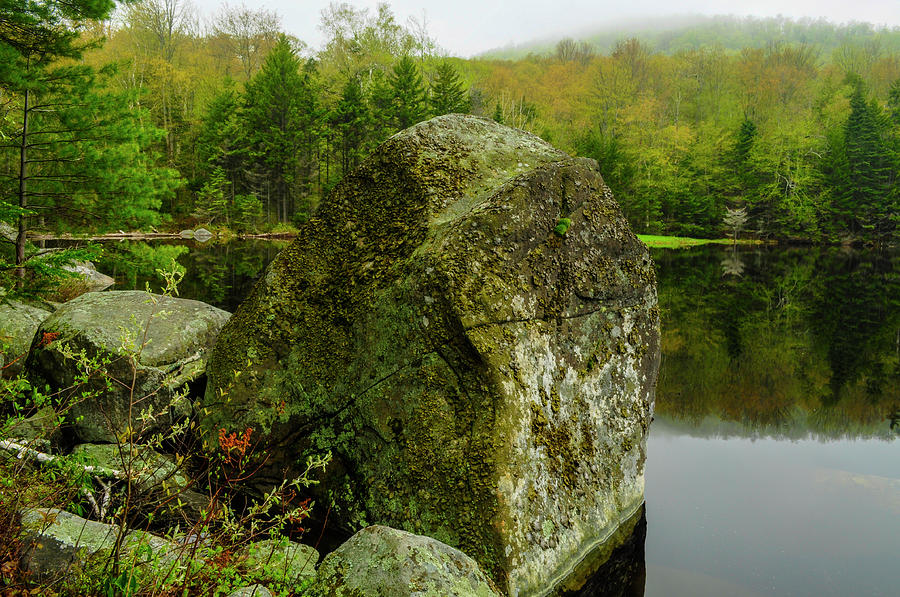 Adirondack Spring by Bob Grabowski