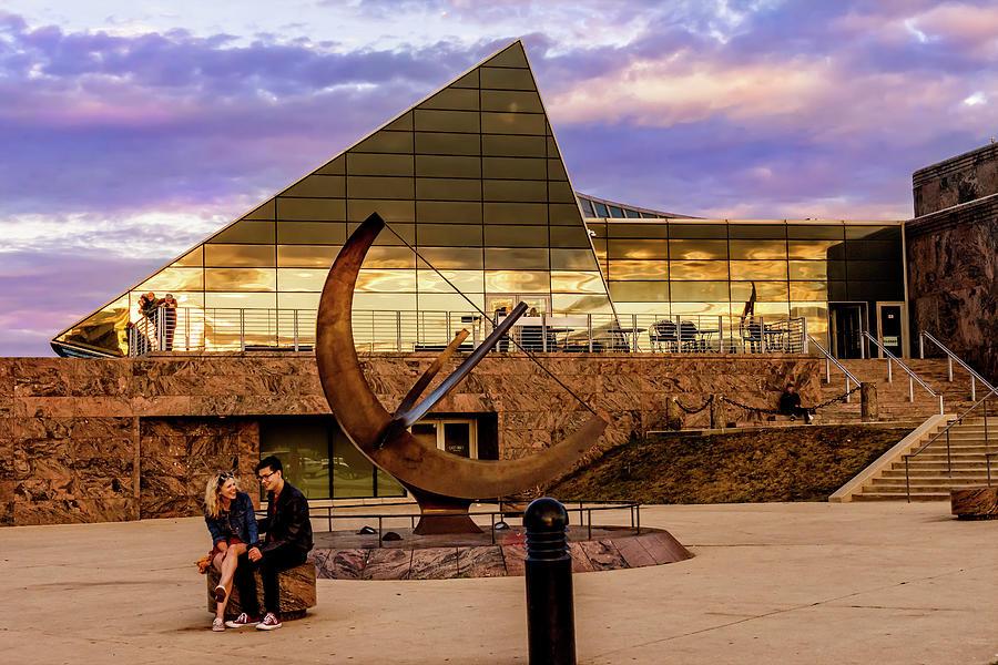 Adler Planetarium by Mitchell R Grosky