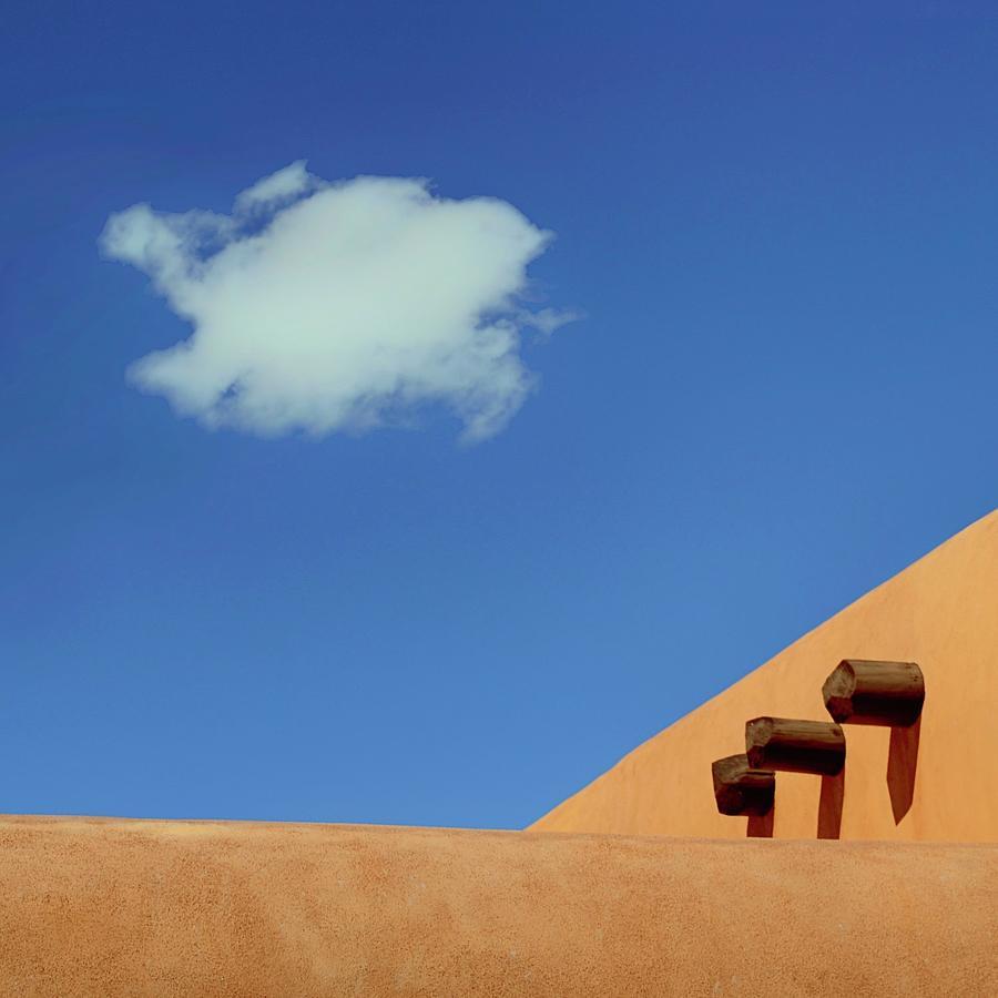 New Mexico Photograph - Adobe by Gene Graff