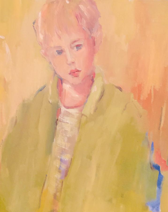 Adolescente by Nelya Pinchuk