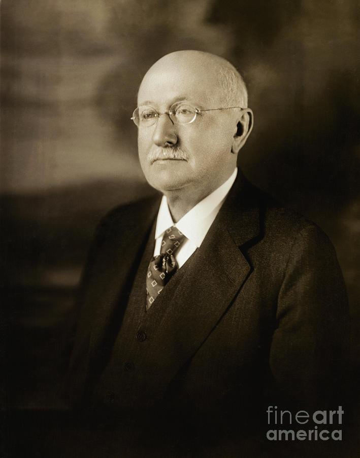 Adolph Lewisohn Photograph by Bettmann