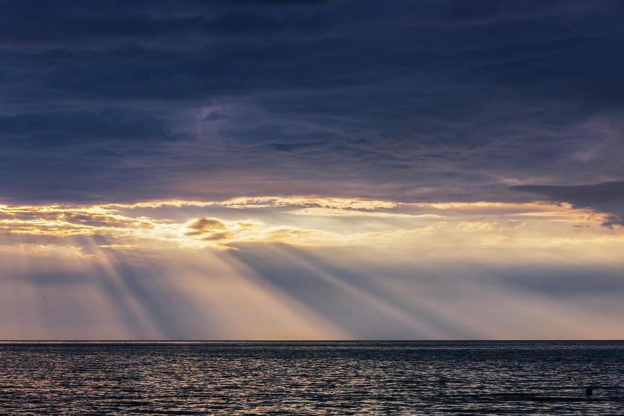 Adriatic Sea After The Storm By Matjaz Slanic