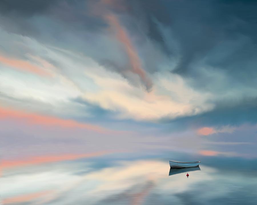 Adrift on Still Waters by Mark Taylor