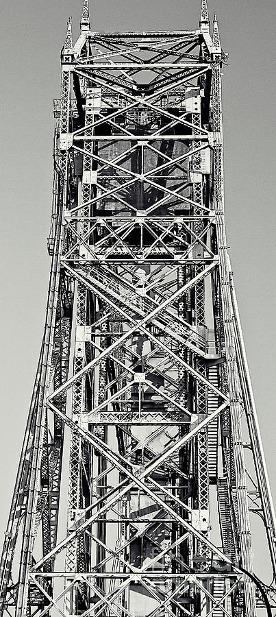 Aerial Lift Bridge Duluth Mn By Pam Holdsworth