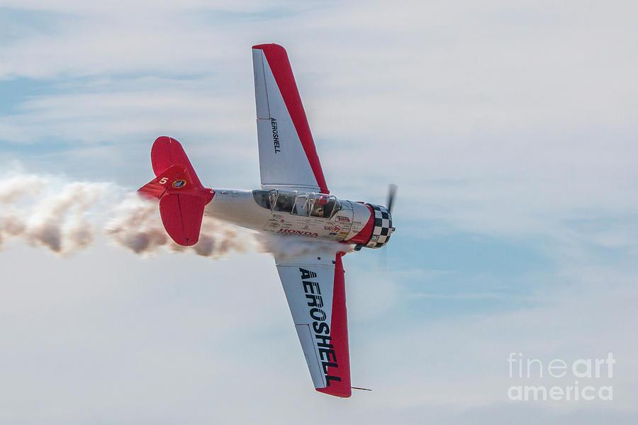 Aeroshell Banks Right by Tom Claud
