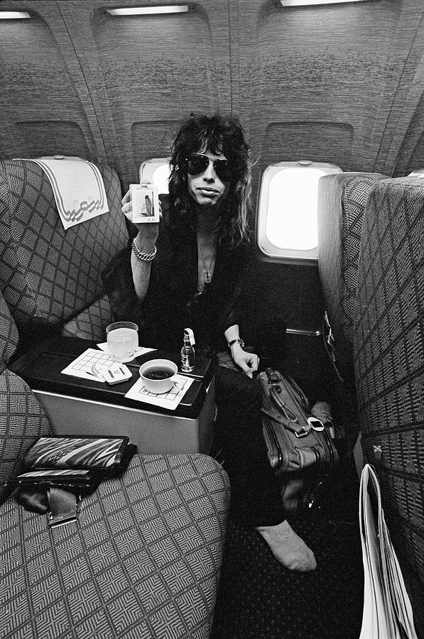 Aerosmith In Flight Photograph by Fin Costello