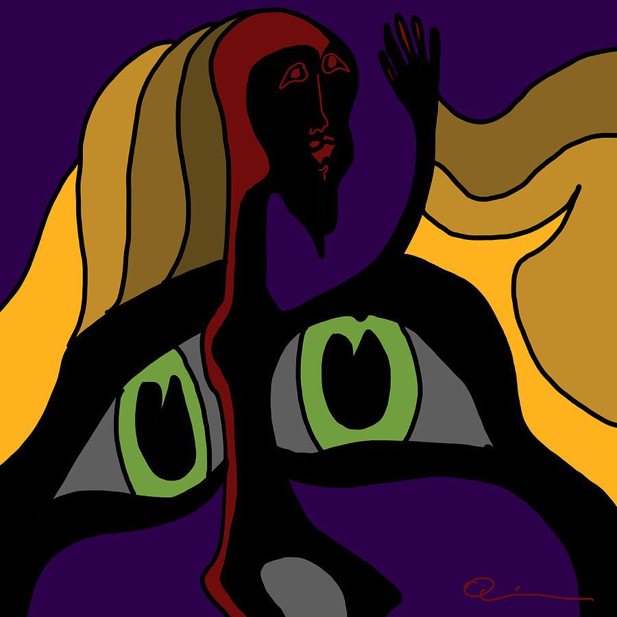 Afraid by Jeff Quiros