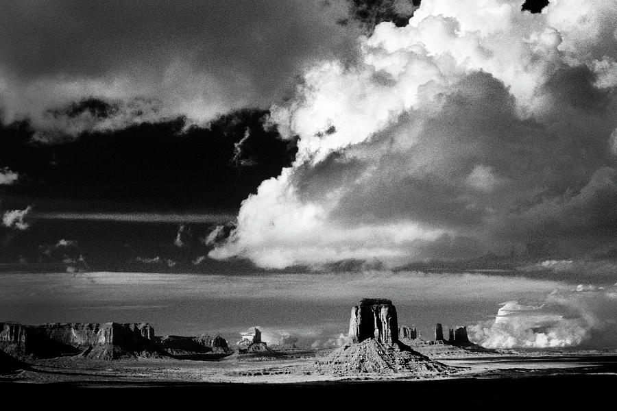 Monument Valley Photograph - After A Spring Time Storm by Paul W Faust -  Impressions of Light
