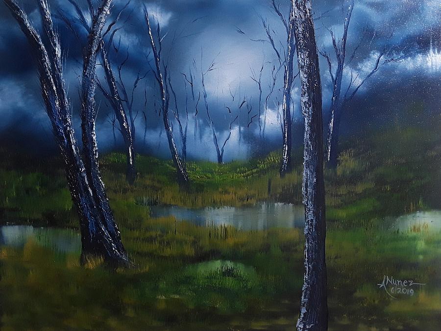 After Rain Storm by Anthony Nunez