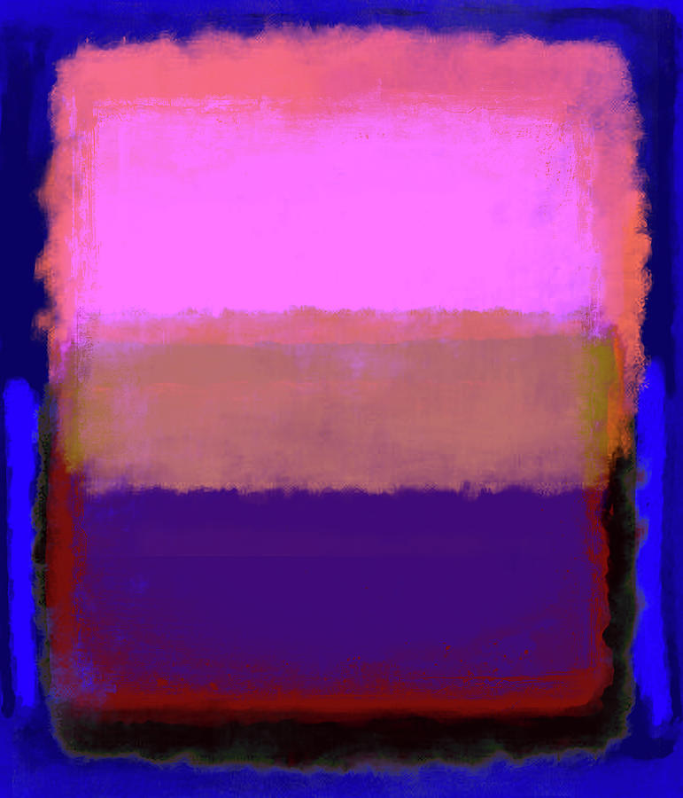 After Rothko 2 by Gary Grayson