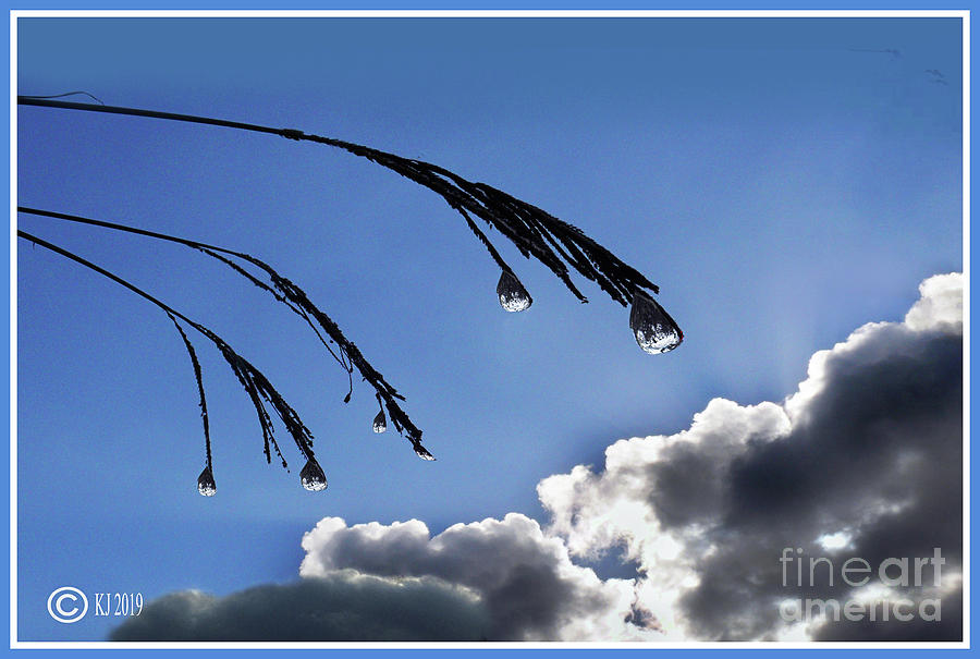Sky Photograph - After The Rain by Klaus Jaritz