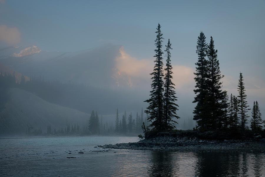 Against a Morning Sky by Dan Jurak