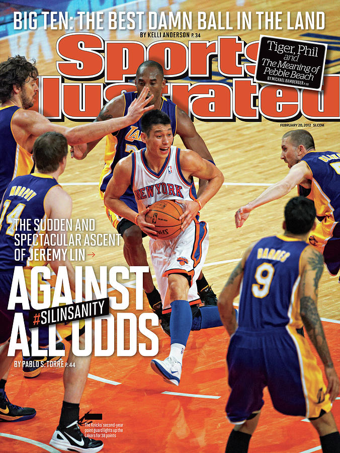 Against All Odds The Sudden And Spectacular Ascent Of Sports Illustrated Cover Photograph by Sports Illustrated