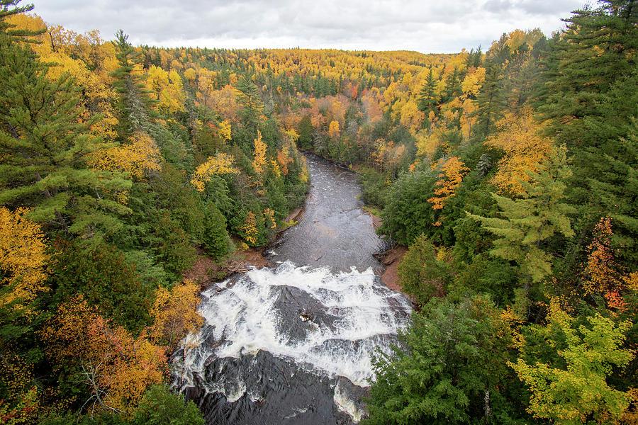Agate Falls 10111901 by Rick Veldman