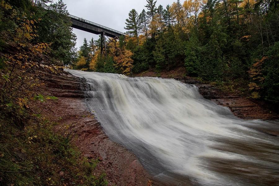 Agate Falls 10111902 by Rick Veldman