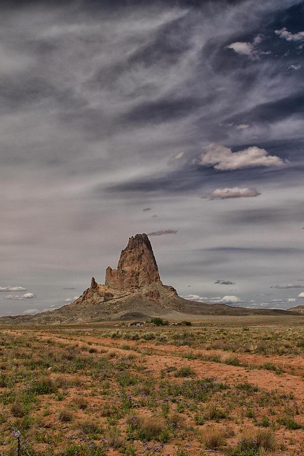 Agathia Peak Photograph