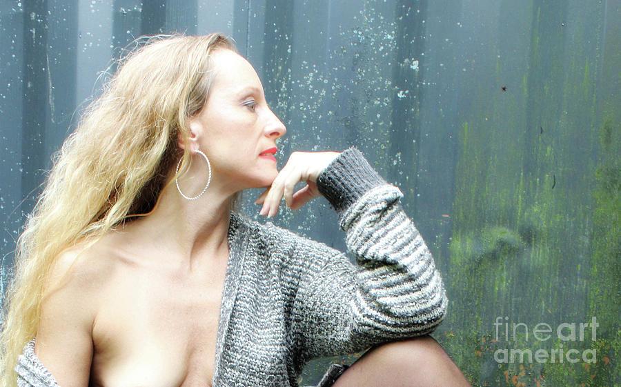 Beauty Photograph - Ageless Beauty  by ManDig Studios