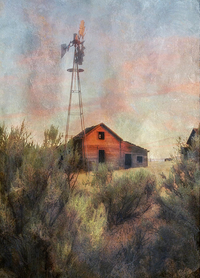 Aged Memories by Angie Vogel