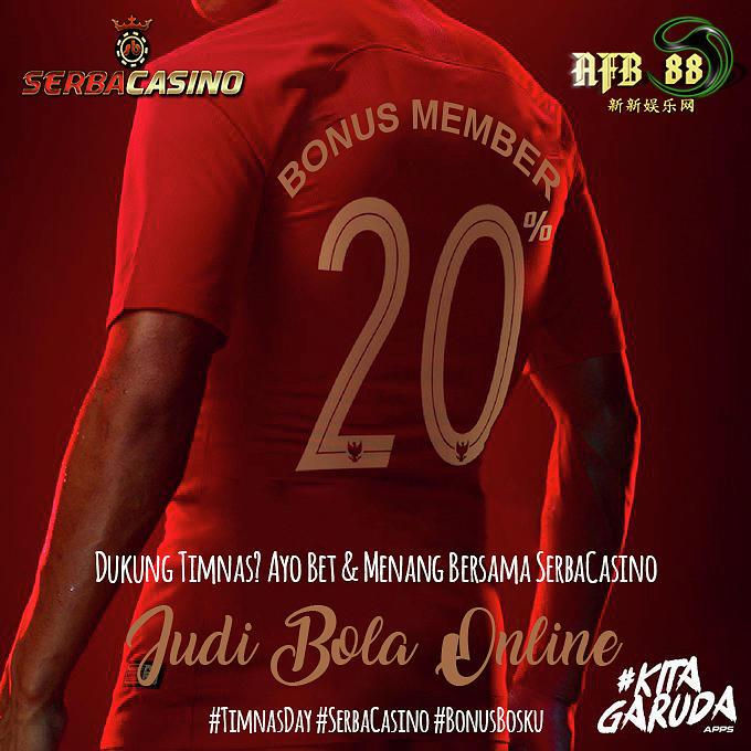 Agen Judi Bola Online Afb88 Mixed Media By Serbacasino