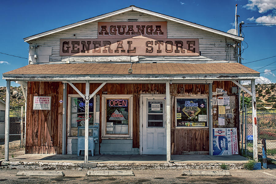 Aguanga General Store by Alison Frank