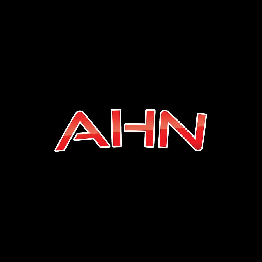 Ahn Digital Art - Ahn by TintoDesigns