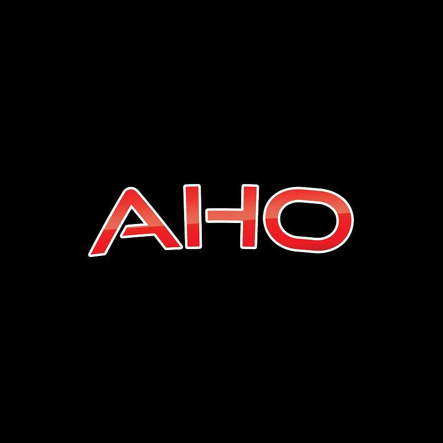 Aho Digital Art - Aho by TintoDesigns