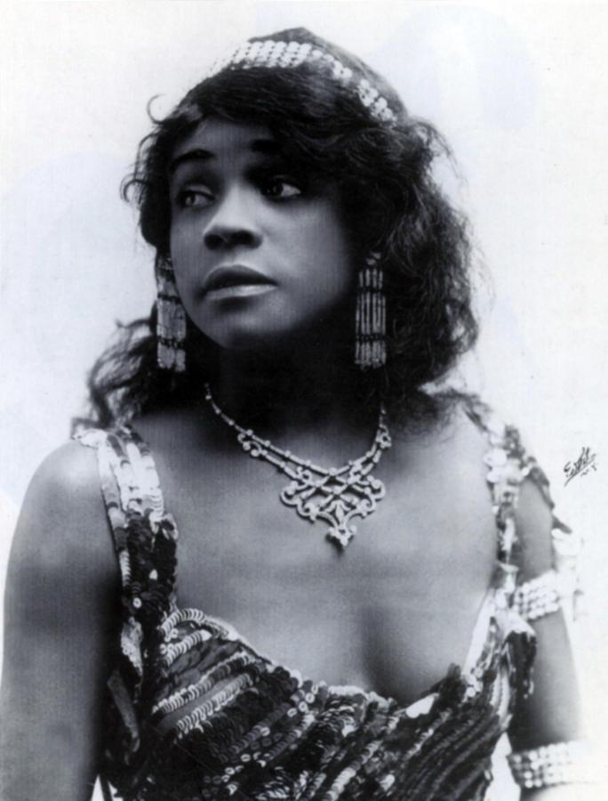 Aida Overton Walker, American ...