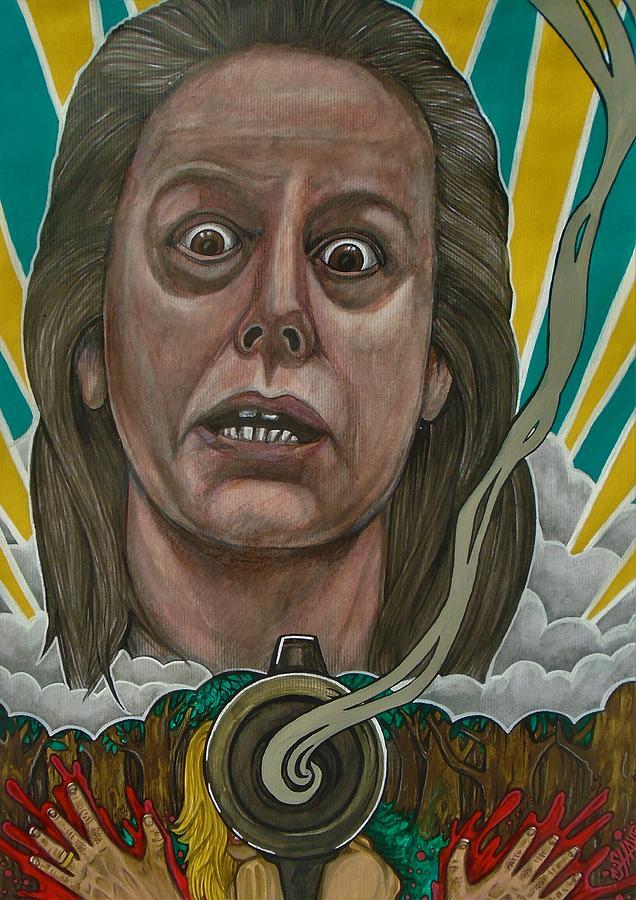 Aileen Wuornos by SAM HANE