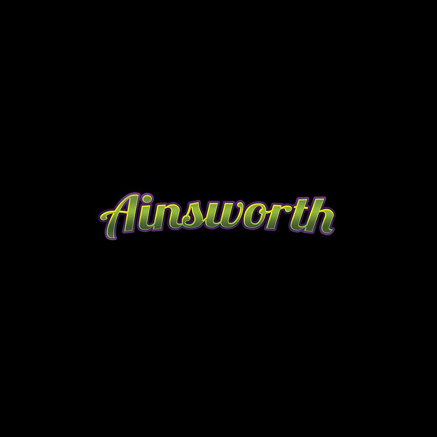 Ainsworth #Ainsworth by TintoDesigns