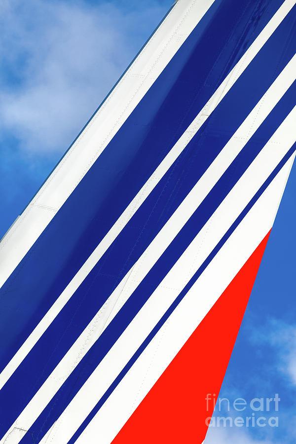Transport Photograph - Air France 777 1 by Rastislav Margus