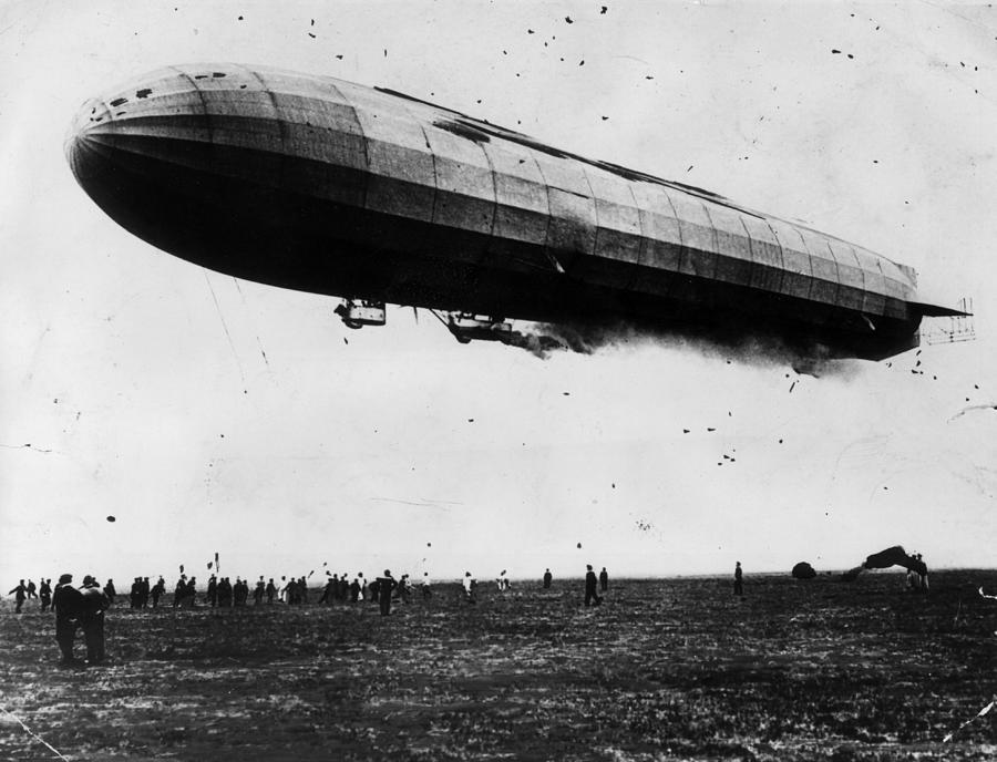 Air Warfare Photograph by Hulton Archive
