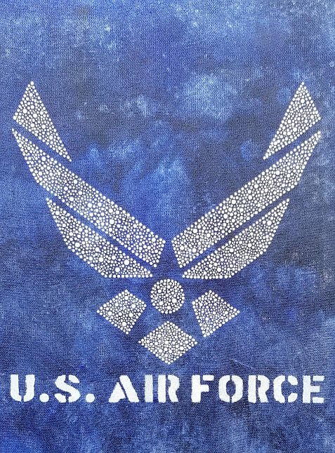 Airforce by KRISTIN MCDONNEL