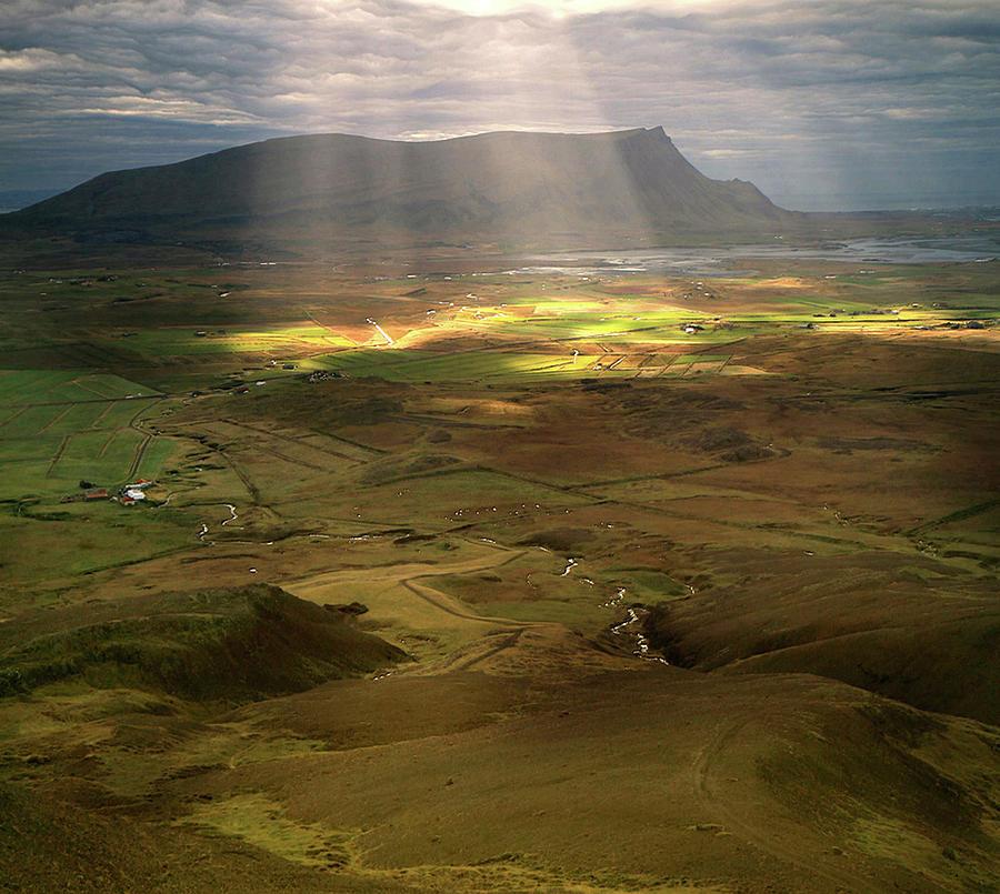 Akrafjall Iceland Photograph by Sverrir Thorolfsson Iceland